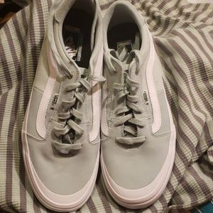 Vans Sz M12 shoes